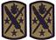 2-Pack-U-S-Army-95th-Civil-Affairs-Brigade-OCP-Hook-Military-Patches thumbnail 1