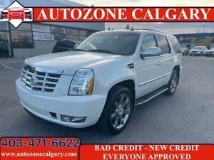 2010 Cadillac Escalade Backup CAM, Navigation