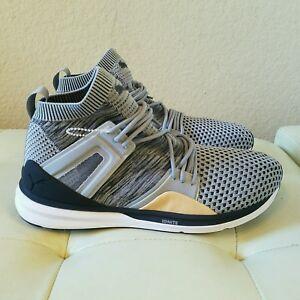Details about Puma B.O.G. Limitless Hi Evoknit Mens Sneaker size 12 Gray