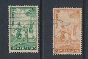 NEW-ZEALAND-1940-health-fine-used-cat-22