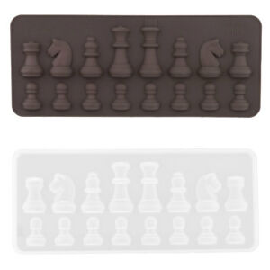International-Chess-Silicone-Mold-Fondant-Cake-Chocolate-Ice-Cube-Baking-Tray
