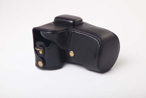 COLT KAMERA TASCHE CASE BAG black für SAMSUNG NX300,NX-300
