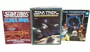 Star-Trek-Starship-Tactical-Combat-Simulator-Scenario-White-Flame-FASA-Manual