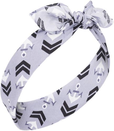 Küstenluder SWENJA Haarband Sailor ANCHOR Nickituch BANDANA Rockabilly