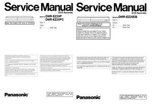 panasonic-dmr-ez28-ez28eb-dvd-recorder-service-manual-reparatur-anleitung