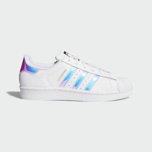 Adidas Originas Superstar J Hologram