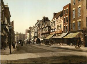 Gloucester-Southgate-Street-PZ-Vintage-Photochromie-England-photochromie-v