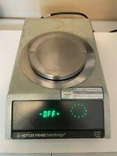 Mettler Digital Analytical Lab Scale Pm480 Delta Range