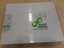 Monogal Clear Polycarbonate Sheet 14 X 235 X 19 14