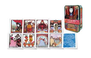 Details about Aquarian Tarot in a Tin - Pocket Size Tarot Cards Deck by  David Palladini