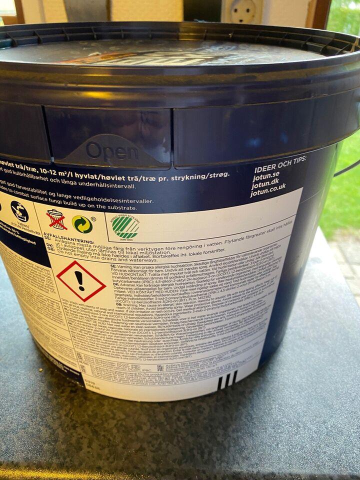 Træbeskyttelse , Jotun demi dek, 10 liter liter