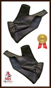 Bow Glove Main Gauche/hunting Bow Cuir Tir Gants Noir Et Marron-afficher Le Titre D'origine
