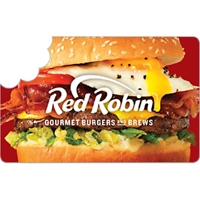 $50 Red Robin Pre-Owned Gift Card