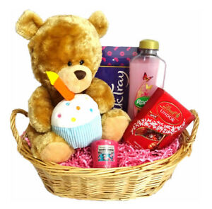 Birthday Gift Basket For Her Gift For Auntie Sister Girlfriend