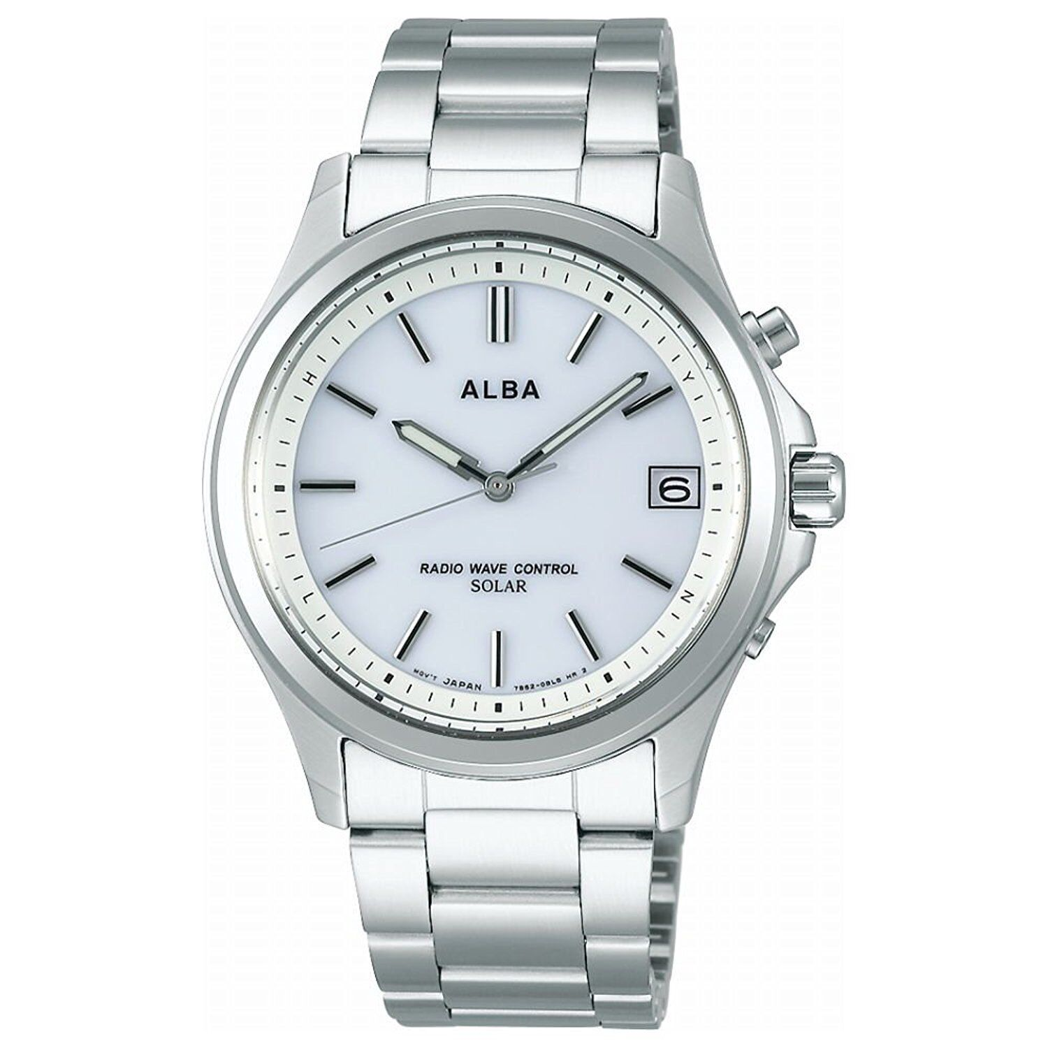 Seiko 2017 Alba Solar Radio Aefy504 Mens Watch Ebay Norton Secured Powered By Verisign