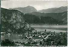 CARTOLINA d'Epoca - VARESE :  LAVENO 1953