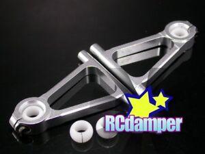 GPM Aluminum Front Lower Suspension Arm B TAMIYA 1//10 TT01 TT01E TT 01 Type E