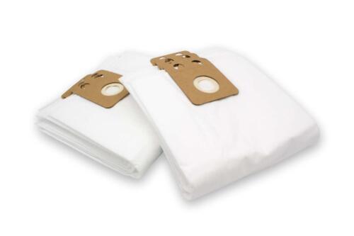 10x Sacs pour Aspirateur Micro-nappes pour Nilfisk DG 111//DG 710//DG 910//DG 911