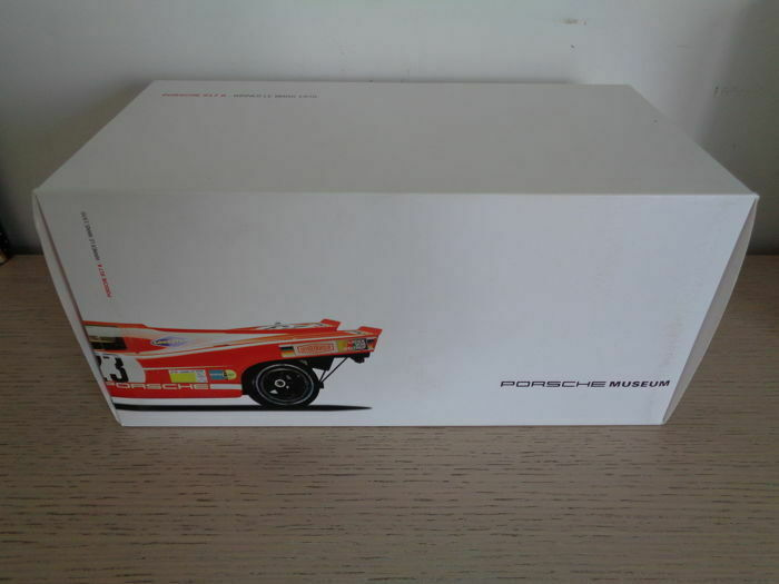 Norev Porsche 917K    24H Winner Le Mans 70   23 1 18 new MIB