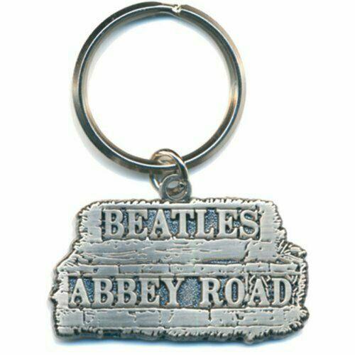 Beatles Abbey Road Keyring I1