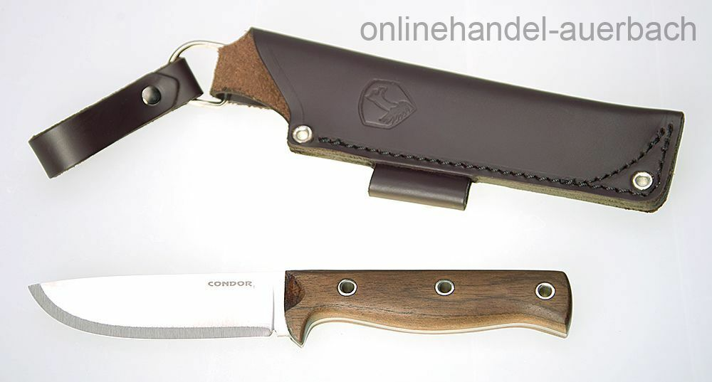 Condor Tool & KNIFE Swamp romper Knife Coltello Coltellino Bushcraft