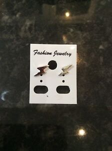 Free-Gift-Bag-Harry-Potter-Scar-Magic-Cute-Stud-Silver-Plated-Earrings-Xmas