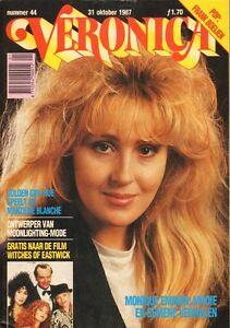 VERONICA-1987-nr-44-MONIQUE-EMMEN-COVER-FRANK-BOEIJEN-RUE-MC-CLANAHAN