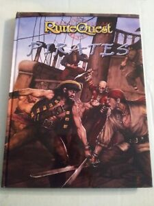 Runequest-Pirates-Mongoose-Publishing-MPG-8141-Hardcover-Supplement
