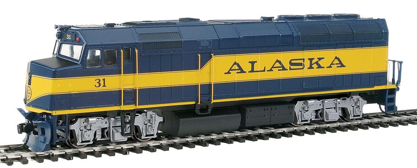Walthers 910-9455 MAINLINE EMD f40ph  Alaska Railroad   31