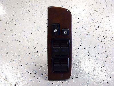 02 03 LEXUS ES300 DRIVER/LEFT FRONT MASTER POWER WINDOW SWITCH OEM