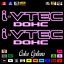 """thumbnail 20 - (2)x i-VTEC DOHC ivtec 11"""" emblem Vinyl Sticker Honda Civic Decal JDM drift 006"""