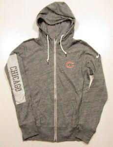 Image is loading Nike-Women-039-s-Chicago-Bears-Full-Zip- f1978e5570