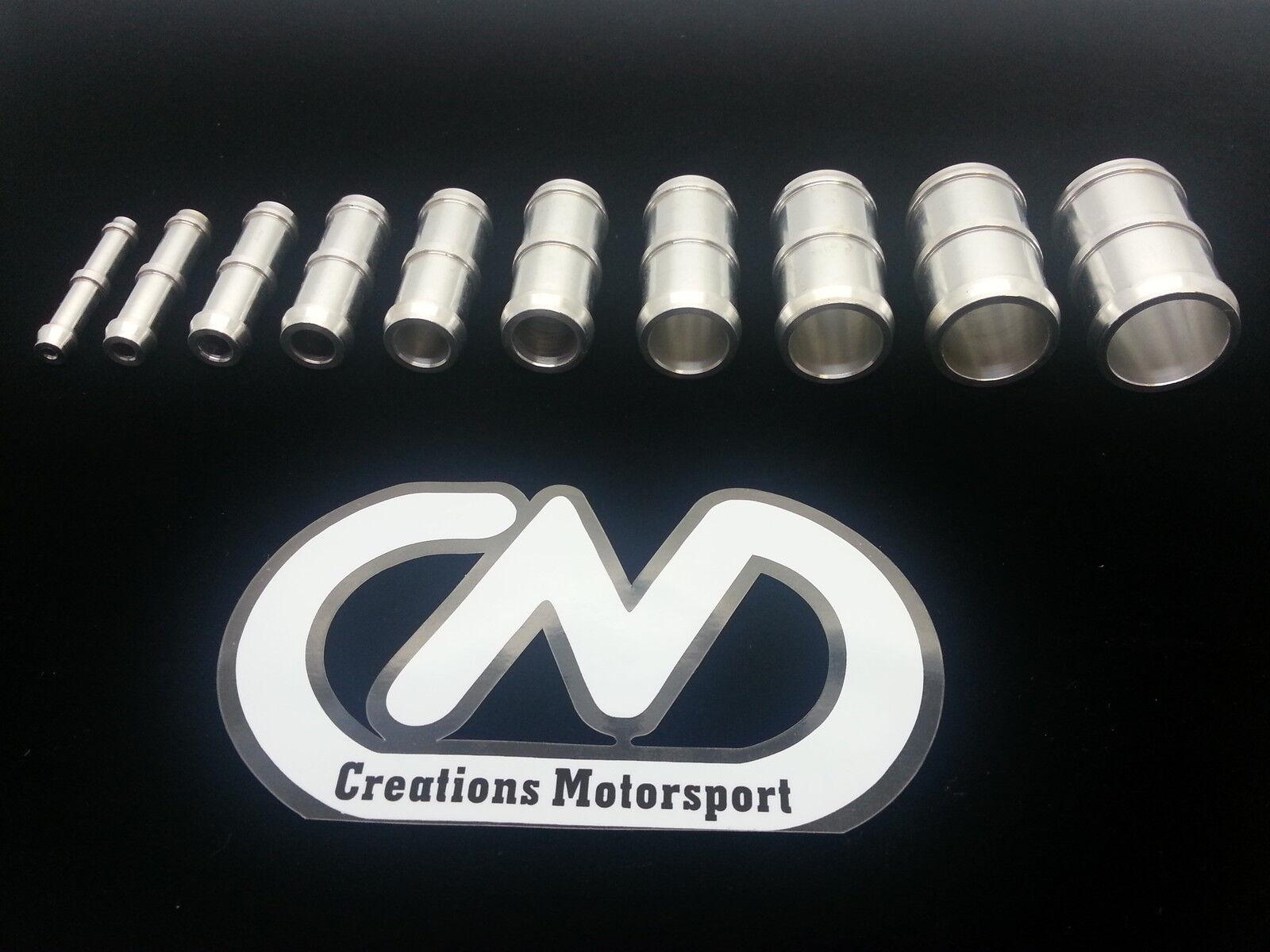 Alliage d'aluminium tuyau connecteur Assembleur Sizes 6 to 50mm tailles tailles tailles variées 2d7b4a