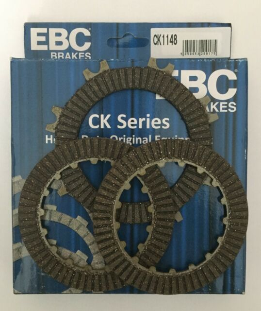 EBC Heavy Duty Clutch Friction Plate Kit Fits HONDA C90 (1982 to 2003)