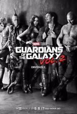 "2 Movie Poster Silk Print 13x20/"" 20x30/"" 24x36/"" Guardians of the Galaxy Vol"