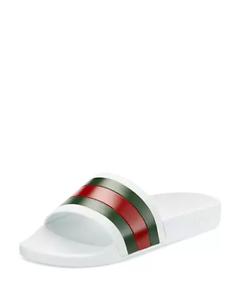 862a24762d04 Gucci Pursuit  72 Slides (Men) Size US 7-15 Sandals Flip Flops Slip ...