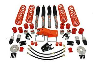 Suzuki-Jimny-3-039-039-OPTIMUM-Lift-KIT-XSHOCKDAKAR-SUSPENSION-2-years-guarantee