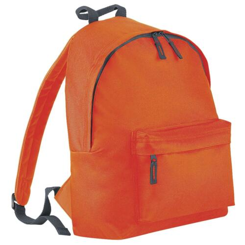 New BAGBASE Childrens Kids School Backpack Rucksack in 9 Colours One Size