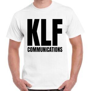 The KLF Communications 90s Rave Acid House Timelords Mu Mu Retro T Shirt 2442