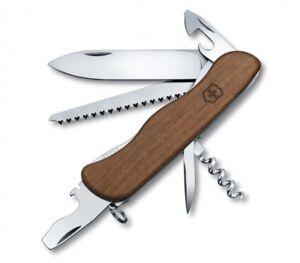 Victorinox Forester Wood 111 Mm Nussbaumholz 10 Funktionen