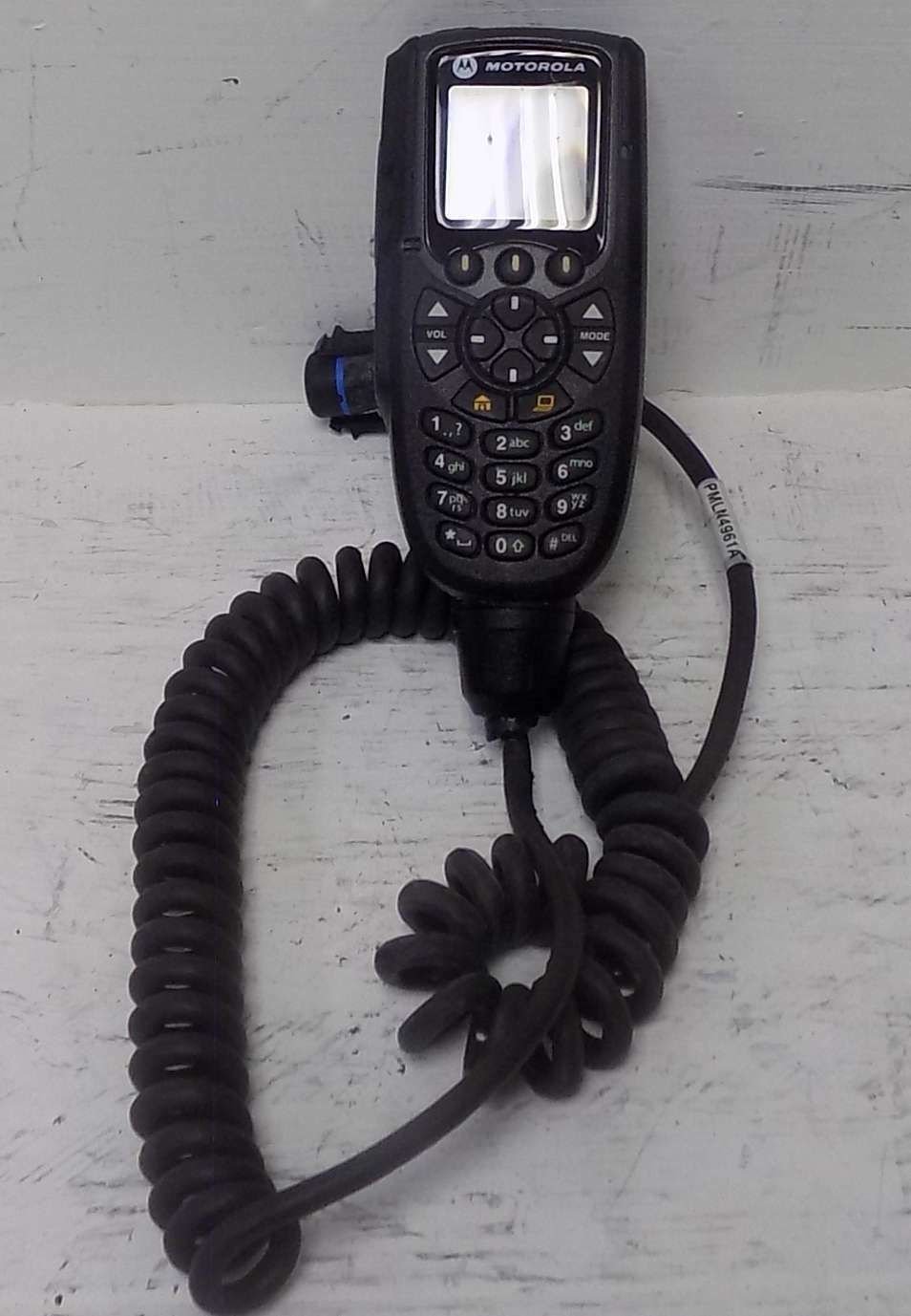 MOTOROLA PMUM1034 B . Available Now for 200.00