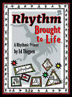 Ryhthm Brought to Life: a Rhythmic Primer: Drum or Drumset by Ed Thigpen (Mixed media product)