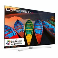 "LG 65UH9500 65"" 2160p SUHD IPS LED Television Televisions"