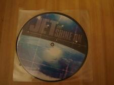 "JET-SHINE ON (ATLANTIC 7"")   PICTURE DISC"