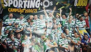 Giant Poster of Sporting Clube de Portugal