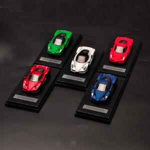 ACE-1-64-Ferrari-ENZO-Diecast-Simulation-Supercar-Car-Model