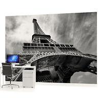 Eiffel Tower Paris City Urban Photo Wallpaper Wall Mural Room - 221pp