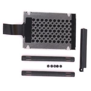 Hard-Drive-Caddy-Rubbers-Rail-Screws-For-Lenovo-Thinkpad-Laptop-Quality-Kit