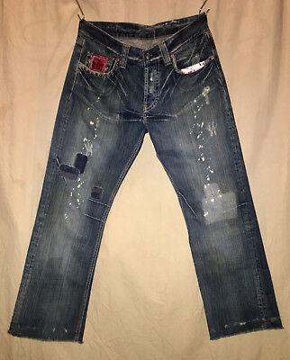 Schietto Jeans Custom Leclandeschineurs