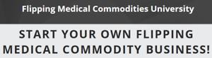 Flipping Medical Commodities University Felix Wisniewski